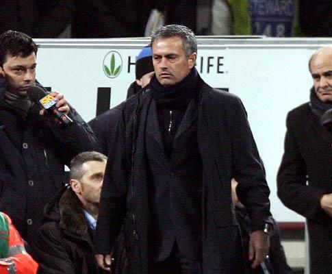 Mourinho: «Não estou irritado, estou orgulhoso de mim»