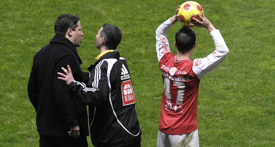 João Pereira retira peso ao jogo com PSG: «É uma alegria»