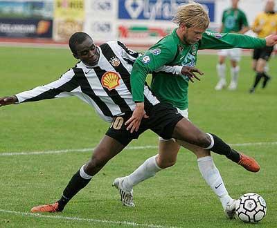 Jordão Diogo: português regressa ao futebol da Islândia