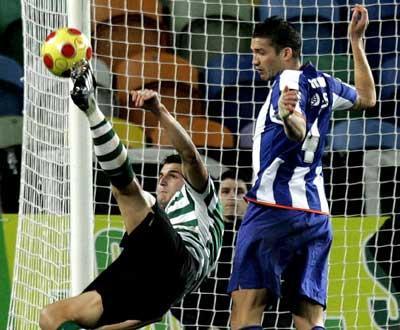 F.C. Porto: Stepanov está recuperado
