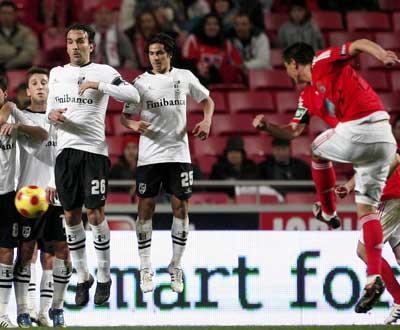 Benfica-V. Guimarães: não há quatro sem cinco? (antevisão)