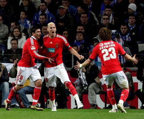 Naval-Benfica: Miguel Vítor continua, Yebda regressa (onzes)