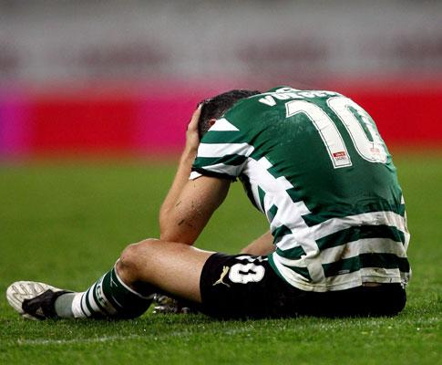 Sporting: Vukcevic já teve alta hospitalar