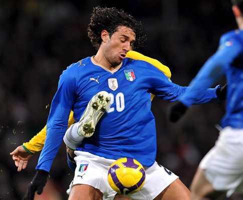 Luca Toni: «Amauri por Itália? Não me agrada»