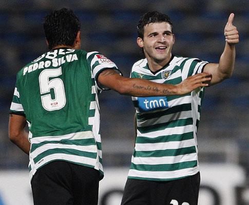 Sporting: Rui Patrício e Vukcevic estão de volta