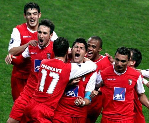 Sp. Braga é o campeão da Taça Intertoto