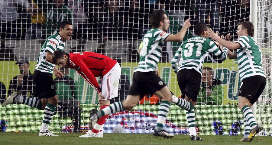 Sporting-E. Amadora AO VIVO: à sexta, mais uma vitória?