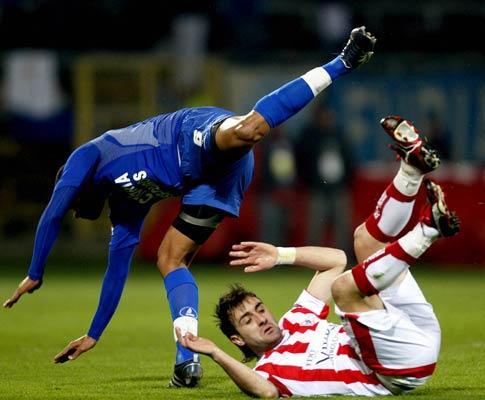 Diogo Valente: «Sofrer quatro golos deixa marca»