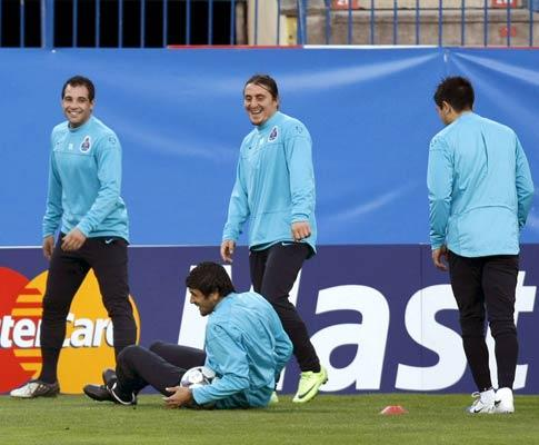 F.C. Porto a caminho de Manchester