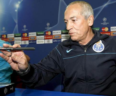 Mota lamenta erros, Jesualdo passa «atestado de competência»