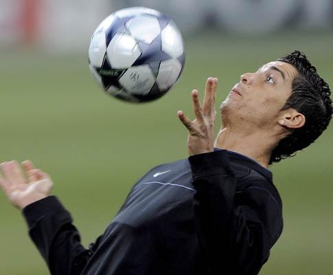 Cristiano Ronaldo: «Não me comparo com Messi»