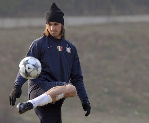Ibrahimovic sobre Mourinho: «Gosto que me tratem mal»