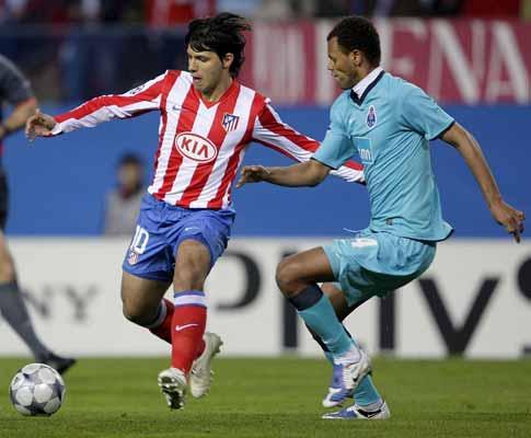 Aguero e o Atlético-Barça: «O meu filho veio e deu-me sorte»