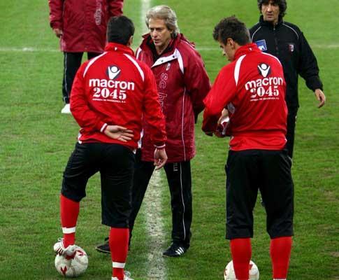 Taça UEFA: St. Liège-Sp.Braga AO VIVO