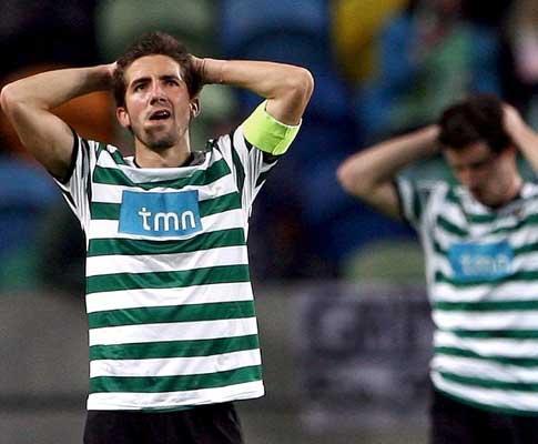 Sporting: João Moutinho renovou até 2014