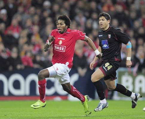 Standard Liège-Sp. Braga, 1-1