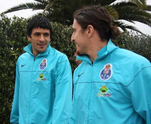 Cristian Rodriguez: «Temos de respeitar os nossos rivais»