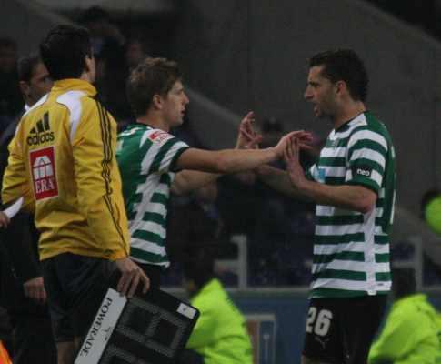 Sporting: Adrien espera uma oportunidade e «ser campeão»