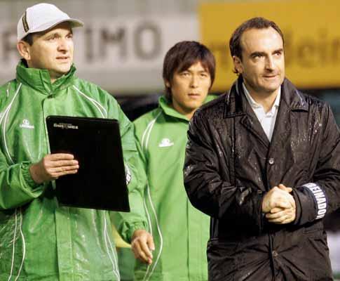 Carlos Carvalhal: «Estamos na luta pela UEFA»