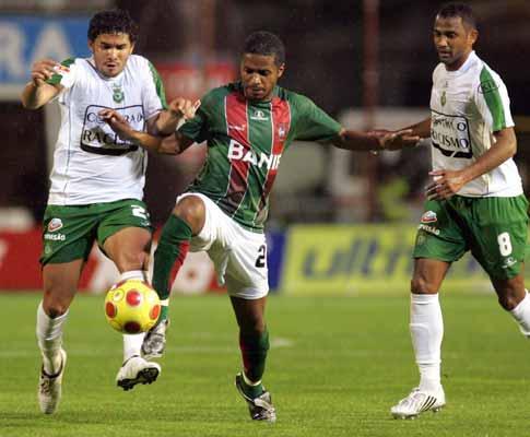 Marítimo: Fernando Cardozo fica de fora