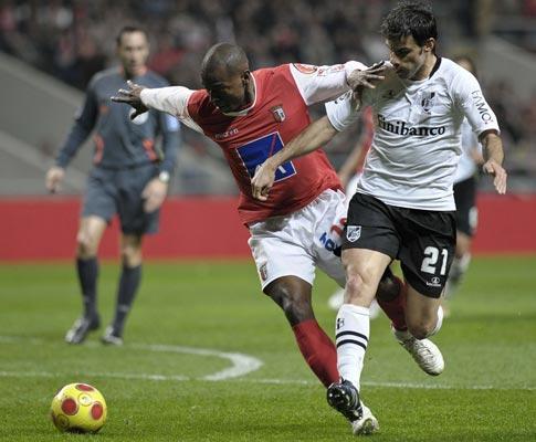 Derby minhoto provoca baixas no Sp. Braga