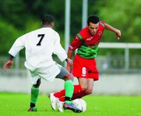 Stanislas Oliveira, luso-descendente a caminho dos sub-21