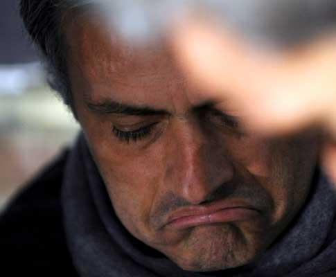Inter: Mourinho acusa menos utilizados de não terem qualidade