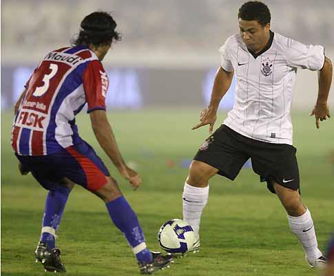 Parreira: «Ronaldo é Ronaldo, torce mas não quebra»
