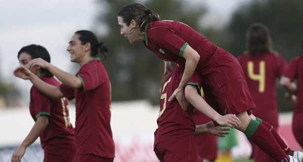 Portugal termina Mundialito feminino em oitavo