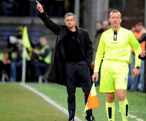 Mourinho: «Ninguém me ouviu no balneário»
