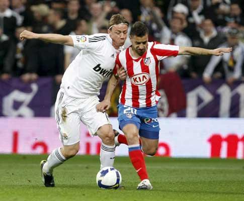 Atenção F.C. Porto: At. Madrid domina e empata no Bernabéu