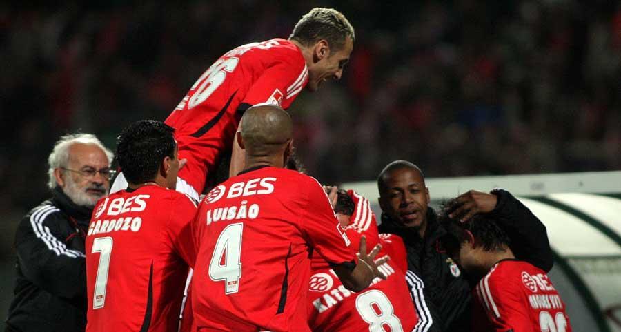 Naval-Benfica, 1-2 (crónica)