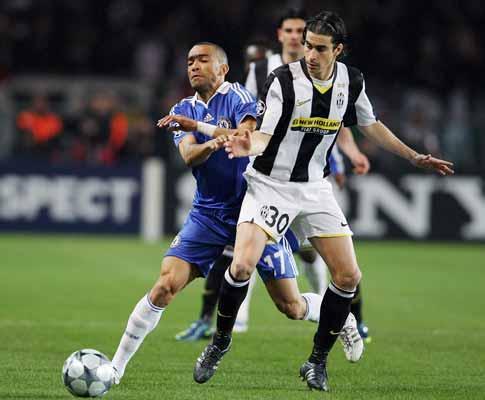 Tiago (Juventus): «O Chelsea tem algo mais que nós»