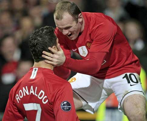 Manchester United censura Rooney sobre «ódio» ao Liverpool