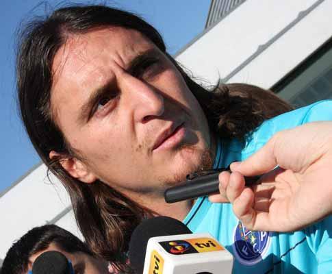 Rodríguez e a Naval: «Que agora nos saia melhor»