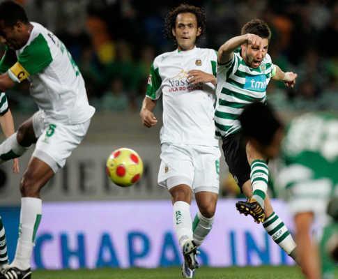 Rochemback e mau ambiente no Sporting: «É só olhar um pouco»