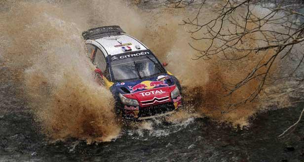Rali: Loeb vence segunda etapa e ascende à liderança