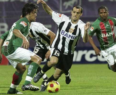 Nacional-Marítimo, 1-1 (crónica)