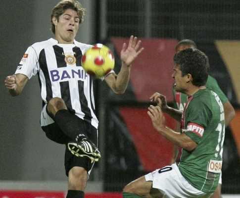 Nacional-Marítimo, 1-1 (destaques)