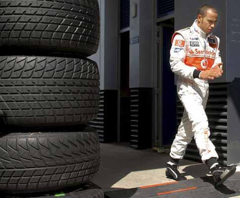 F1: Hamilton perde pódio da Austrália