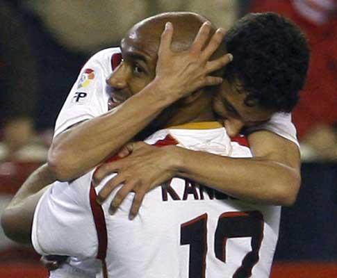 Espanha: Sevilha goleia Valladolid e reforça terceiro lugar