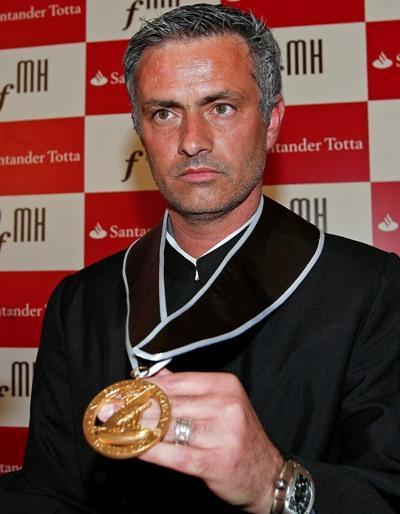 Mourinho: «Entrei no futebol com um ano de idade»
