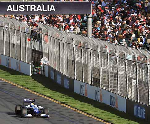 Fórmula 1: Nico Rosberg é o mais rápido na Austrália