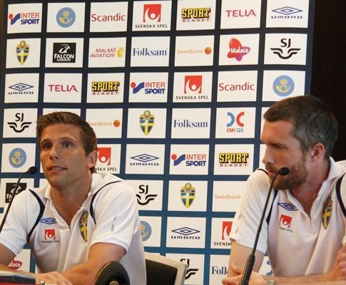 Svensson e Nilsson esperam muito trabalho no Dragão