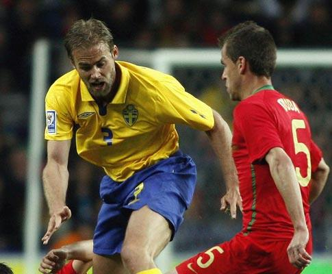 «Bye bye Cristiano Ronaldo», dizem os jornais suecos