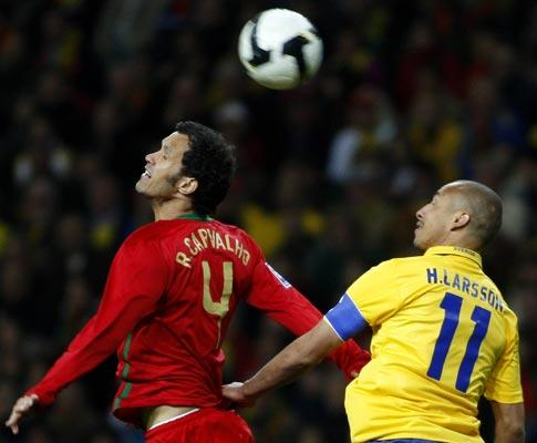 Resumo em vídeo: Portugal-Suécia, 0-0 (crónica)
