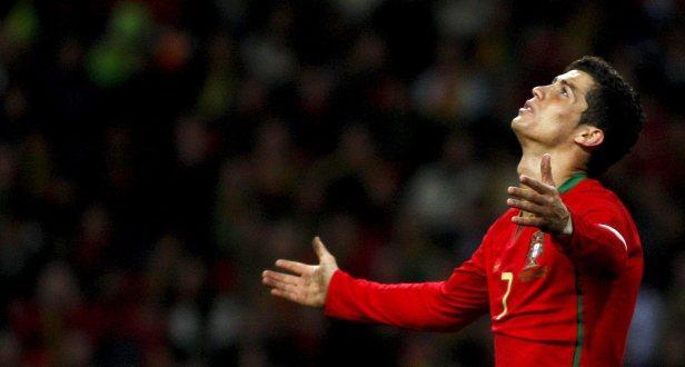Cristiano Ronaldo: «No treino, marcámos dez golos»