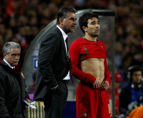 Deco: «ser português» e a despedida da selecção após o Mundial