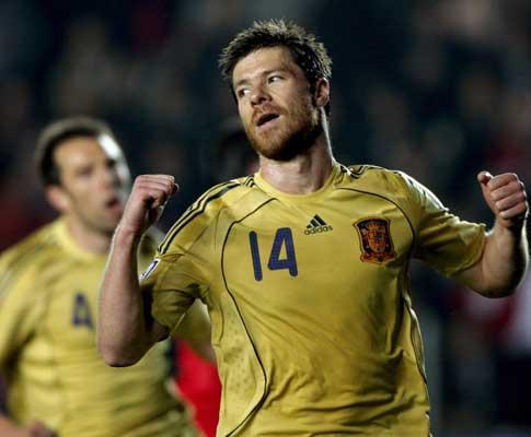 Mundial-2010: Espanha continua perfeita