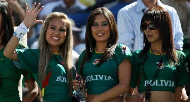Bolívia: golearam a Argentina e ficaram ricos